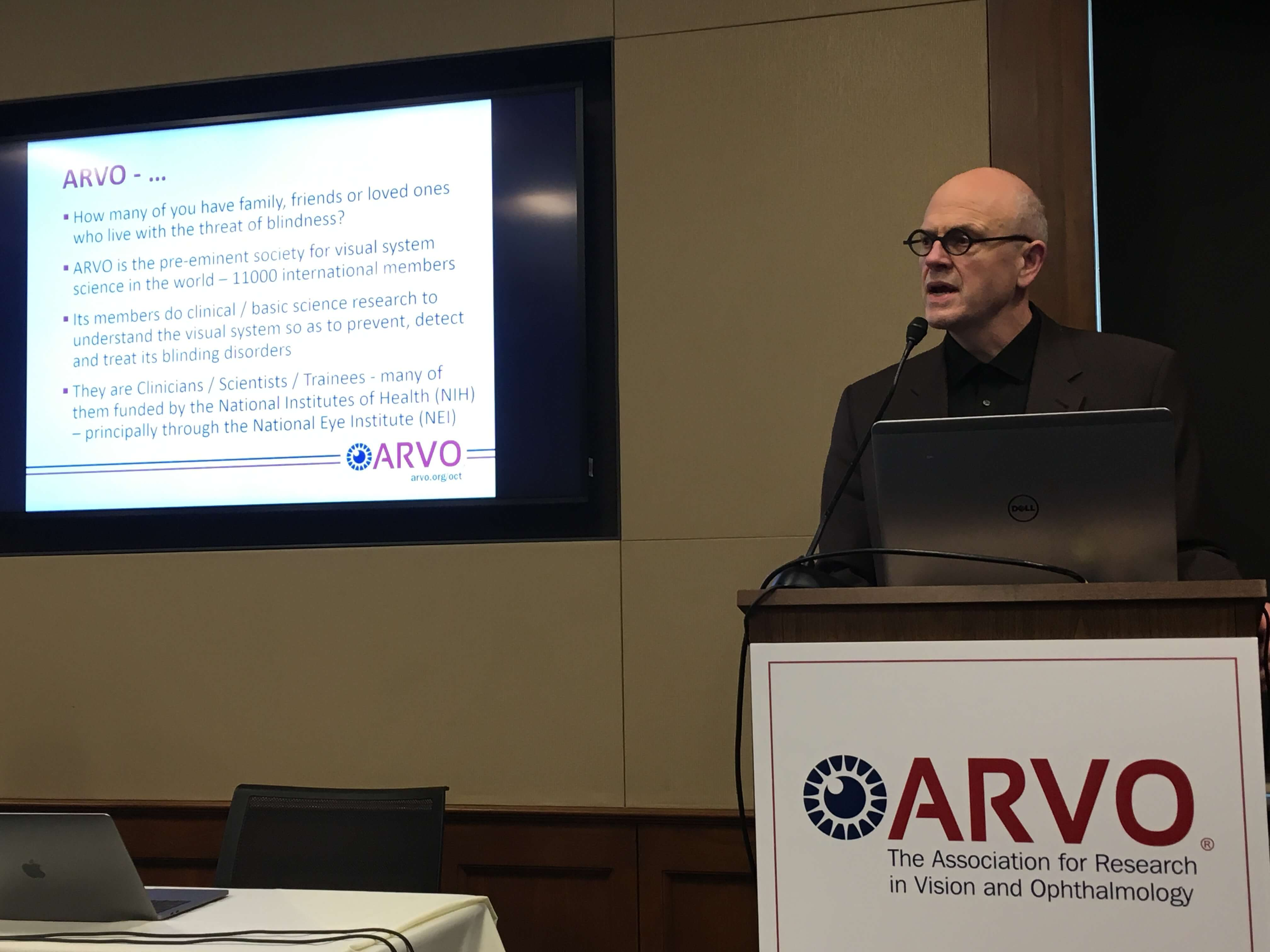 ARVO 2017 Congressional briefing