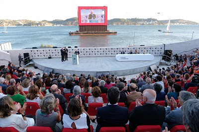 Champalimaud Vision Award ceremony